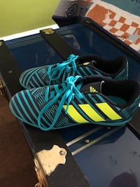 Adidas indoor youth soccer shoes