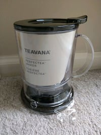 Teavana PerfecTea Maker BRAND NEW Rockville, 20854