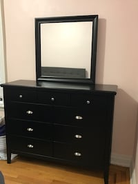 Ashley Furniture Braflin Dresser And Mirror In New York Letgo