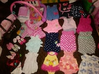 toddler's assorted-color clothes lot Anaheim, 92807