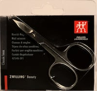 Zwilling Beauty Nail scissors  Toronto, M4Y 1X5