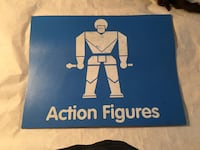 Action Figures Sign Damascus