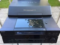 Sony 100 Disc Player Woodbridge