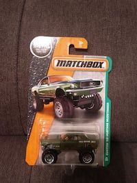 Custom 68 Mustang Mudstanger 94/125 Matchbox Car Charleston, 29414