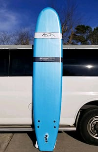 9'0 Longboard Surfboard Never Used New Virginia Beach, 23450