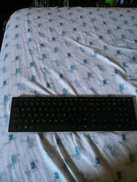 Hewlett-Packard Wireless Keyboard.