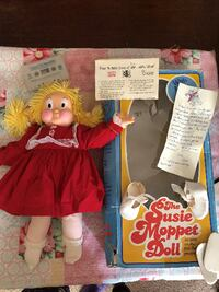 Susie Moppet Doll South Bend