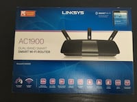 Linksys AC1900 Dual Band WiFi Router New Orleans, 70123
