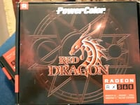 POWERCOLOR RED DRAGON RX 560 Coquitlam, V3K