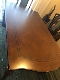Dining room table with 6 chairs  Woodbridge, 22191