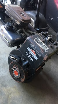 Briggs and Stratton gas 3 hp motor