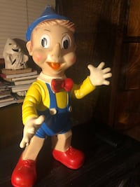 Vintage Pinocchio Doll From Italy West Haven, 06516