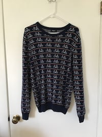 Forever 21 bicycle sweater