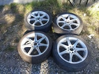17 inch. Civic tires Calgary, T3J 3R8