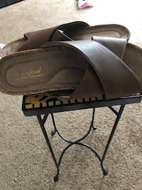 All leather new Natural Soul sandals  Clinton Township, 48035