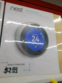 Nest learning thermostat brand new sealed. Toronto, M9V 1L2