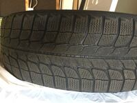 4 Michelin X-ICE tire and rims  Bradford West Gwillimbury, L3Z 3N8