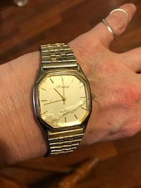Prestige watch with link bracelet Edmonton, T5A 0B4