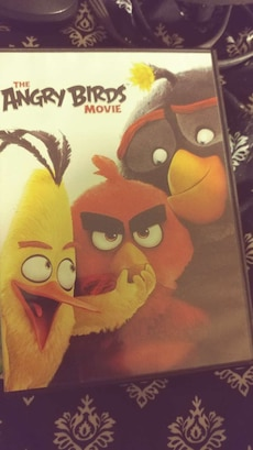 The Angry Birds movie case