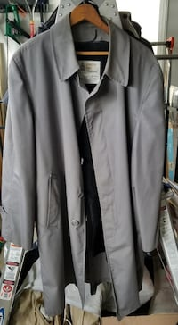 London Fog Men's Trench Coat Sz 44Regular Alexandria