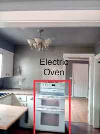 Electric Oven (it works) Canyon, 79015
