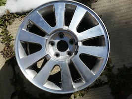 18 inches rims (4) Ford Taurus 2008
