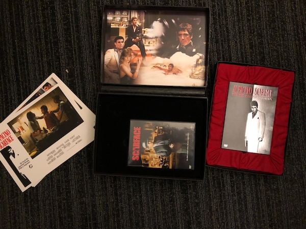 Scarface Deluxe Gift Set - anniversary edition