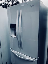 white french-door refrigerator Franklin Lakes, 07417