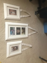 Set of 3 pottery barn frames  Whitby, L1P 1S1