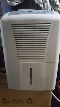 White arcelik portable air cooler Chicago, 60634