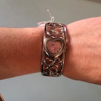 Bangle/Bracelet style Claire's watch