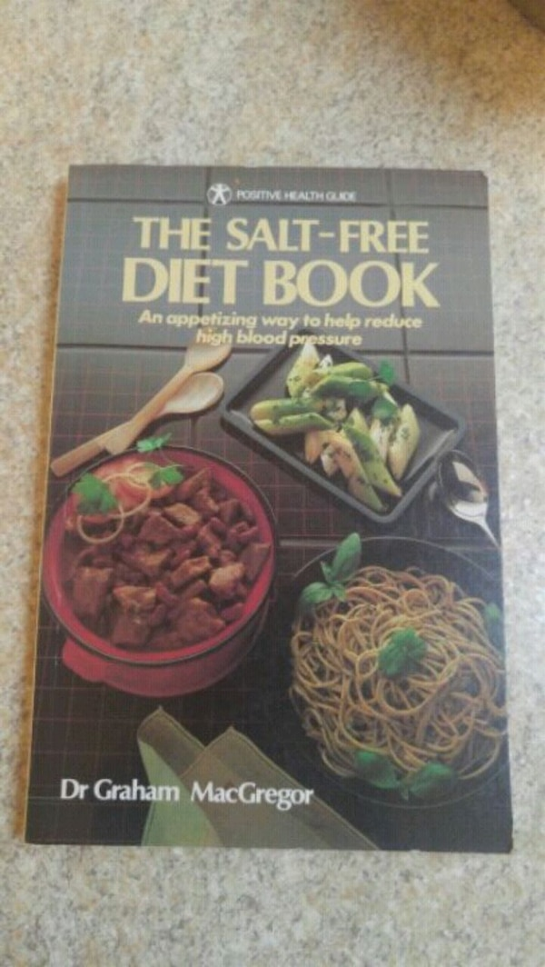 The Salt-free DIET BOOK