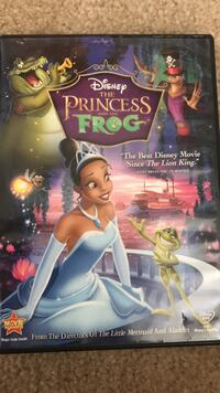 Disney Princess & the Frog  Washington, 20019