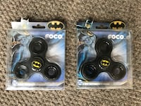 Brand new limited edition Batman spinners 544 km