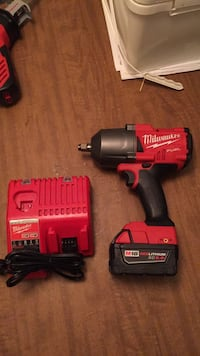 red and black Milwaukee cordless impact wrench Muldraugh, 40155