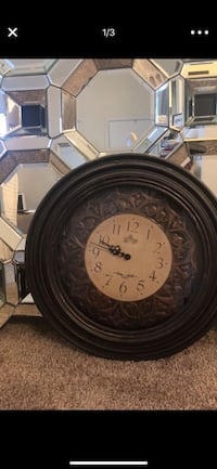 Brown HomeGoods Clock Bethesda, 20816