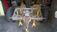 VW TRANSAXLE AND SUSPENSION 2262 mi
