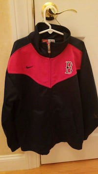 RED SOX YOUTH MEDIUM ZIP JACKET Londonderry, 03053