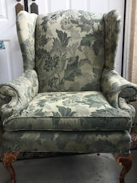Wing Chair .... Acanthus Leaf design    Chino Hills, 91709