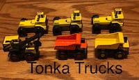 Construction Trucks - $15 per group/picture null, T7X 3L5