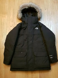 Parka The North face  6185 km