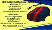 Mobile mechanic and Towing Laurel, 20707