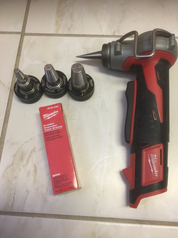 Milwaukee expansion tool