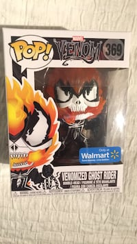 Venomized ghost rider Funko pop  Toronto, M8X 2B6