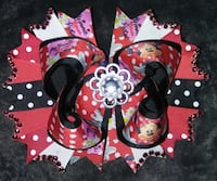 two Minnie Mouse ribbons Fort Worth, 76115