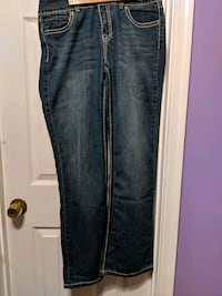 Nine West Jeans (Size 8 / 28 Average)