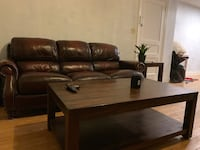 Treated lumber coffee and end table set Charleston, 25301