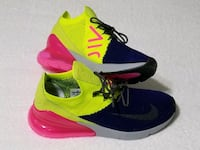 MEN'S SIZES 10 & 10.5: NIKE AIR MAX 270 FLYKNIT RUNNING SHOES!!