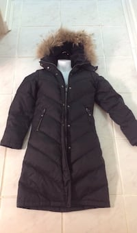 Black Long Winter Jacket: Size XS Toronto, M6G