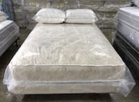 $169 Quality Queen Mattress Set Same Day Delivery Atlanta, 30318